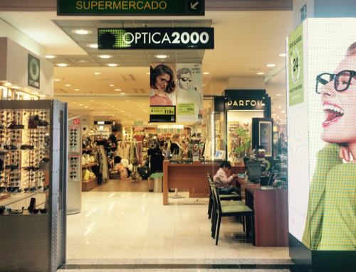 Óptica 2000 ECI Barcelona