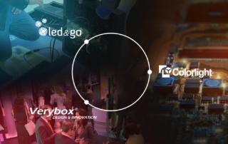 Alianza Colorlight, Verybox y Led&Go